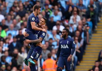 VAR khước từ bàn thắng phút 92, Man City hoà cay đắng Tottenham