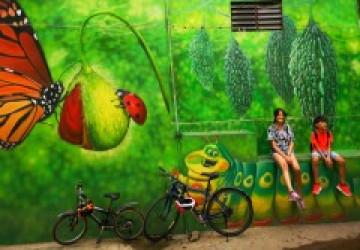 Du ngoạn Hà Nội bằng ... xe đạp